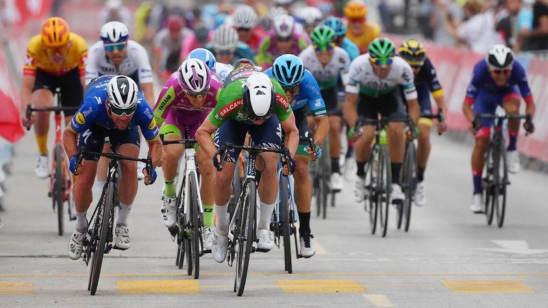 Vierter Tagessieg! Cavendish schlägt zurück: Highlights der 8. Etappe