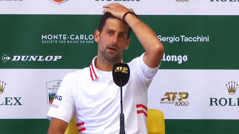 """Djokovic brutal ehrlich: """"Das war eines meiner schlimmsten Matches"""""""