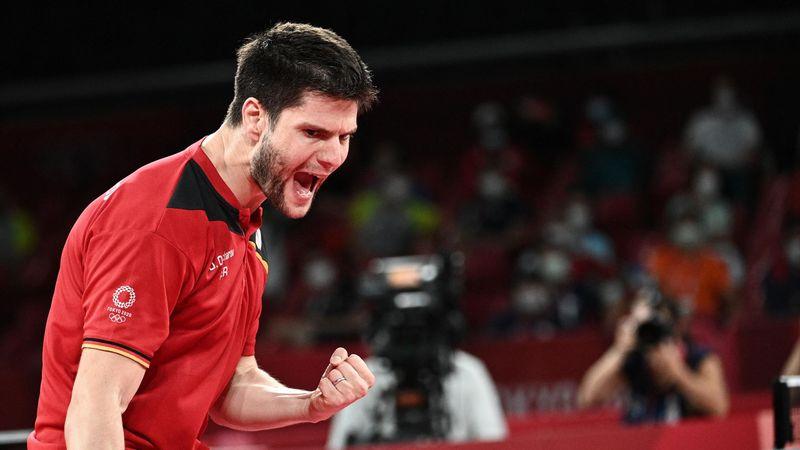Trotz vier Matchbällen gegen sich: Ovtcharov holt sich Bronze
