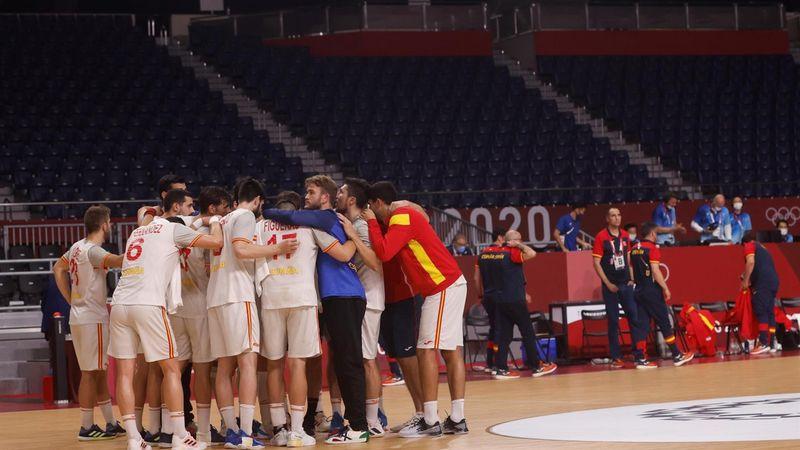 Balonmano (H)   Semifinales, España-Dinamarca: A por el bronce ante Egipto (23-27)