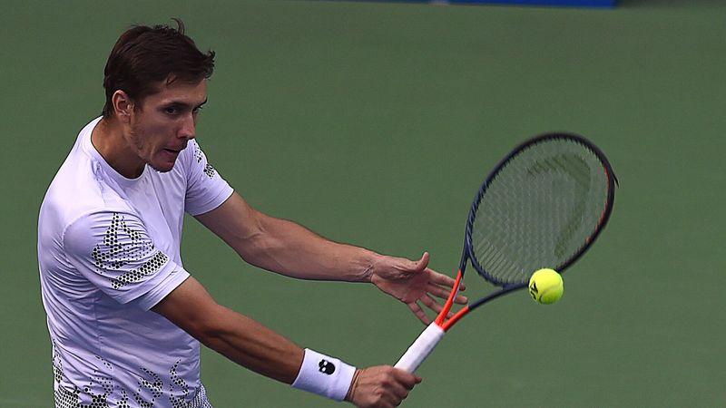 Höjdpunkter: ATP i Pune: Gerasimov v Vesely