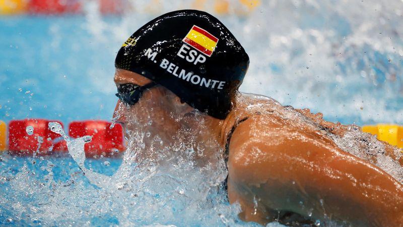 Natación   ¡A 23 centésimas del bronce! Mireia rozó la medalla en los 400 estilos