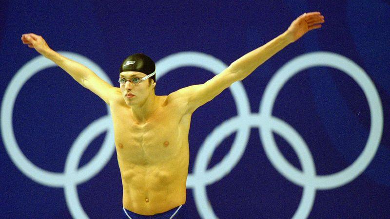 OS 00   De beste momenten van het zwemmen tijdens de Spelen in 2000