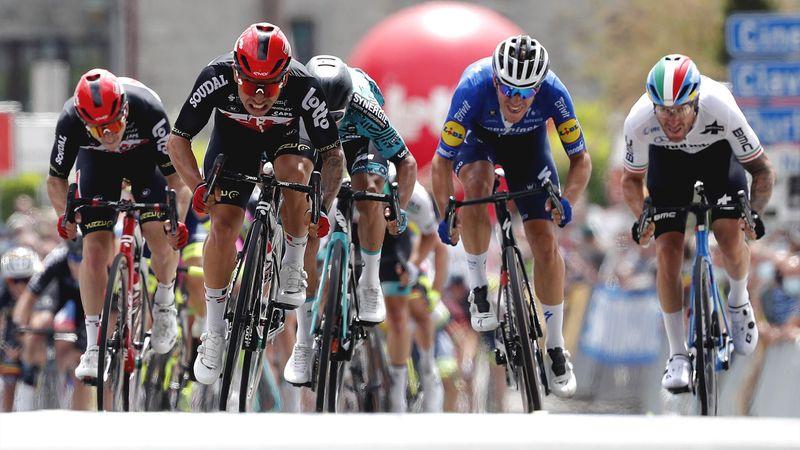 Ewan sprintet zum zweiten Sieg in Folge: Das Finale der 4. Etappe