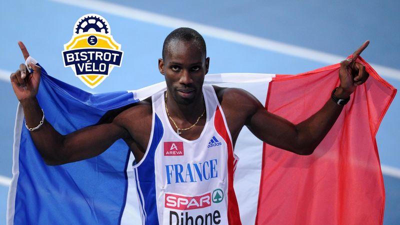 """Comment Leslie Djhone est devenu l'agent de Mathilde Gros : """"Il m'a battu au sprint… mais de peu !"""""""