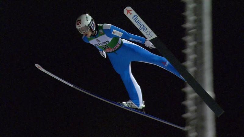 Watch Granerud's exceptional winning jump