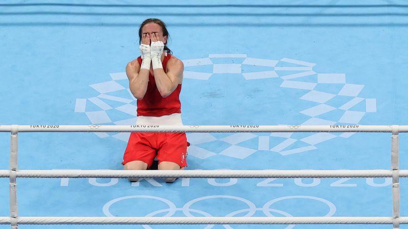 'It shows the respect!' - Harrington seals lightweight gold