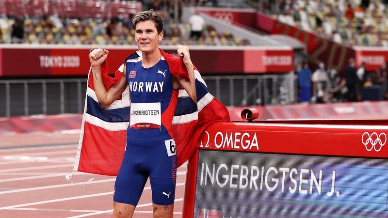 Svenskene tar fullstendig av etter Ingebrigtsen-gull: – En av de mektigste 1500 meterne noen gang