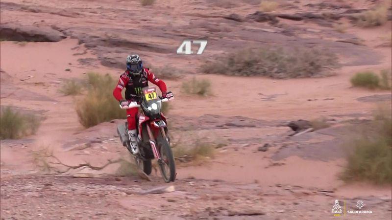 Dakar 2021| Dag 10 - hoogtepunten motoren
