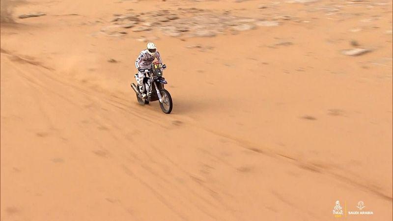 Brabec arrache la victoire à Cornejo et Howes lors de la 7e étape Motos