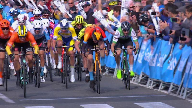 Újabb FDJ-győzelem a valenciai körön, Demare nyerte a 2. szakaszt