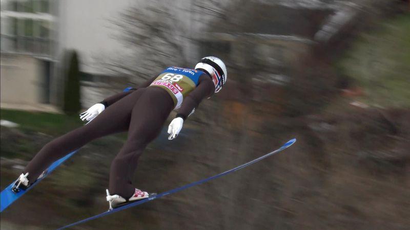 Lindvik tops qualification at Innsbruck