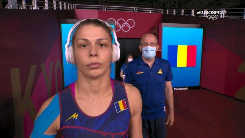 Jocurile Olimpice: Calificare în sferturi de finală pentru România la lupte libere, Kriszta Incze