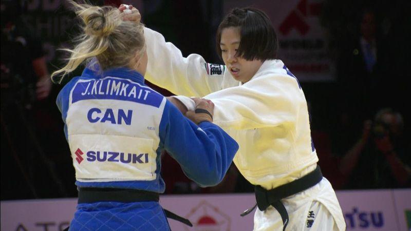 Le titre mondial pour Klimkait dans la catégorie -57kg