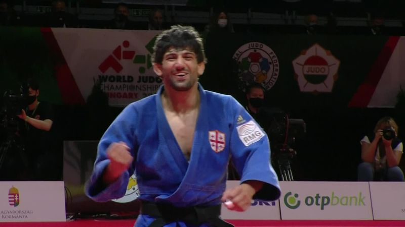 Shavdatuashvili s'offre l'or mondial chez les -73kg