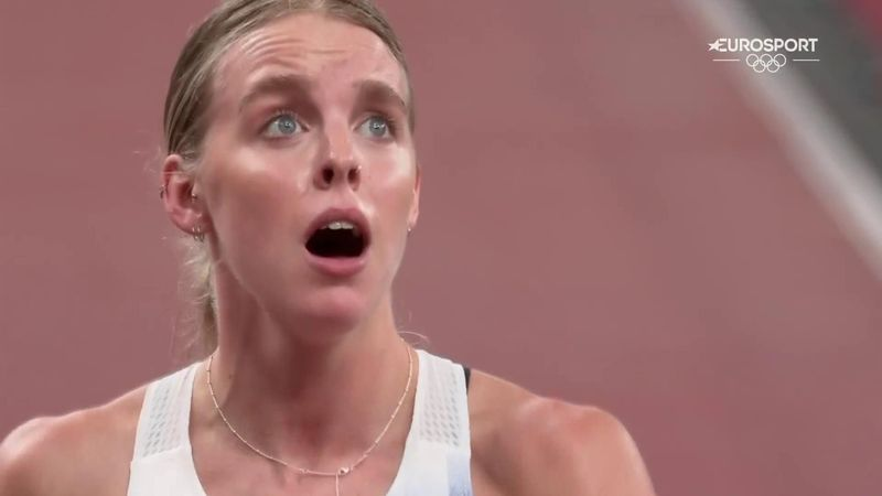 'Wow, what a race!' - Hodgkinson with 'stunning performance' to claim 800m silver