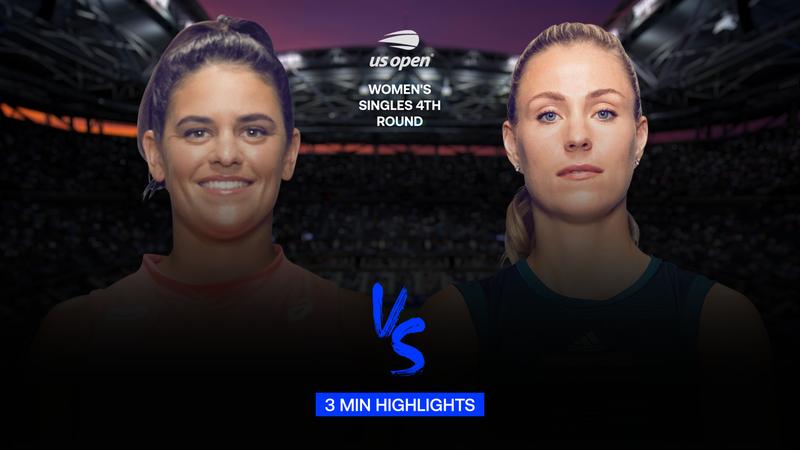 US Open 2020: Jennifer Brady-Angelique Kerber, vídeo resumen del partido