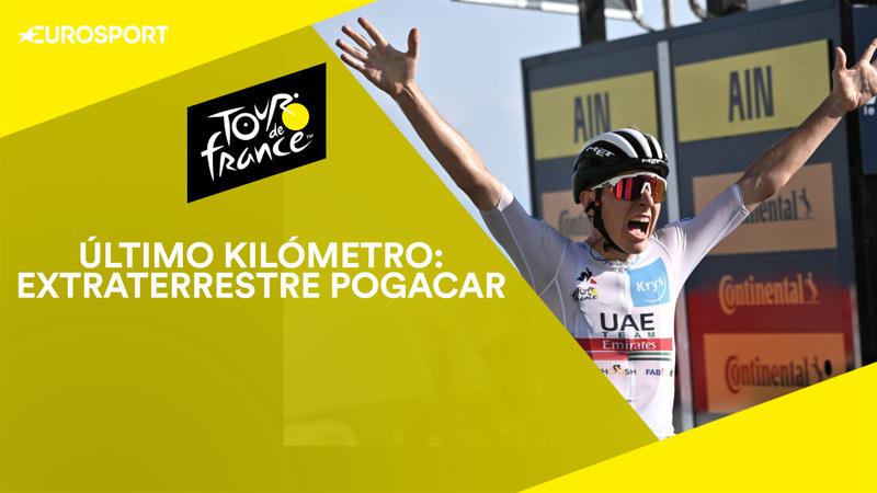 Se høydepunktene fra den 15. Tour de France-etappen her.