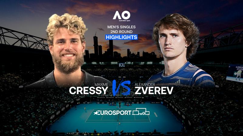 Highlights | Zverev brilliert gegen Cressy
