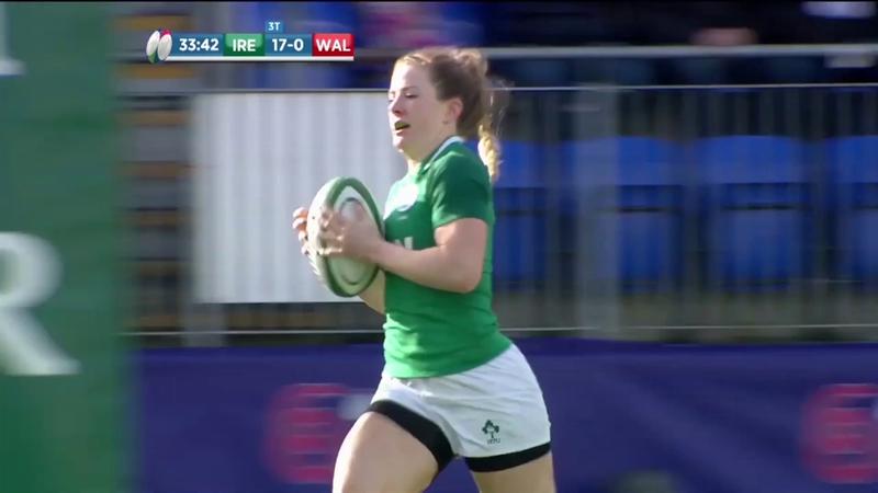 SiXter Rugby: la Top 10 mete del Sei Nazioni femminile 2020