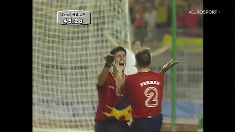 Revive el mítico gol de Kiko que dio el oro a España en Barcelona '92