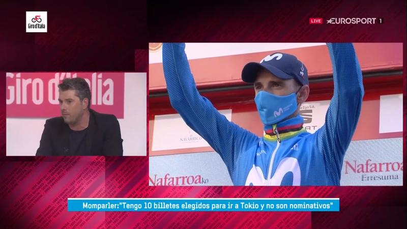 "Pascual Momparler, seleccionador nacional: ""Valverde irá por las medallas"""
