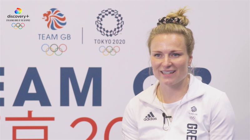 'It's a huge responsibility' - Pearne-Webb hopes to captain Team GB to more gold