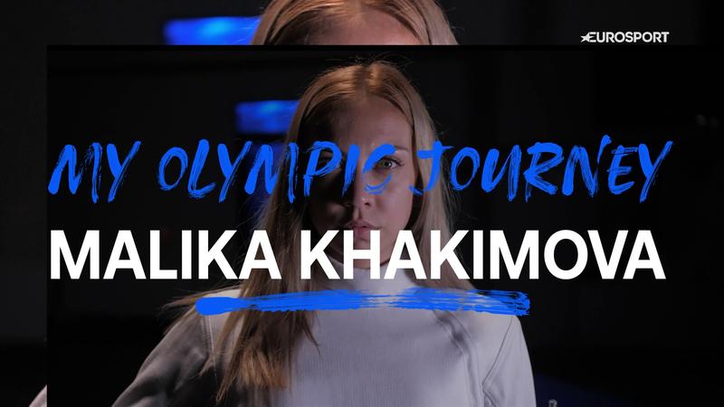 My Olympic Journey: La lucha por un sueño de Malika Khakimova