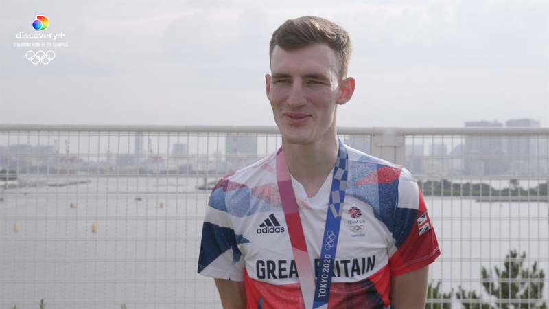 Tokyo 2020 - 'I want to clinch gold in Paris' - Determined Bradly Sinden on his Olympic dream