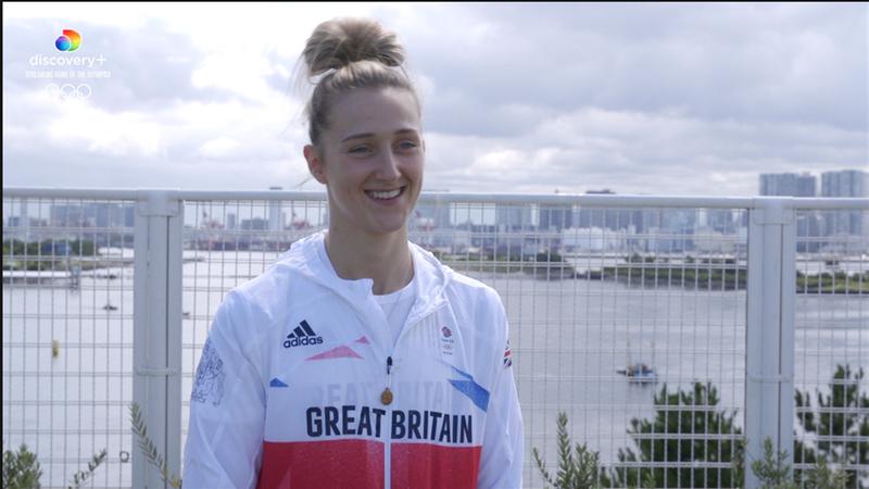 Tokyo 2020 - Lauren Williams on her journey from sleeping in caravans to Olympic silver