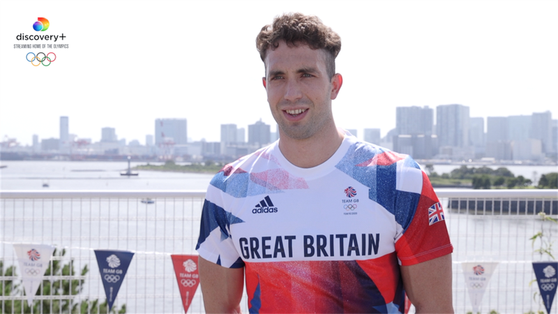 Tokyo 2020 - 'It'll never get old!' Calum Jarvis on being called an Olympic gold medallist