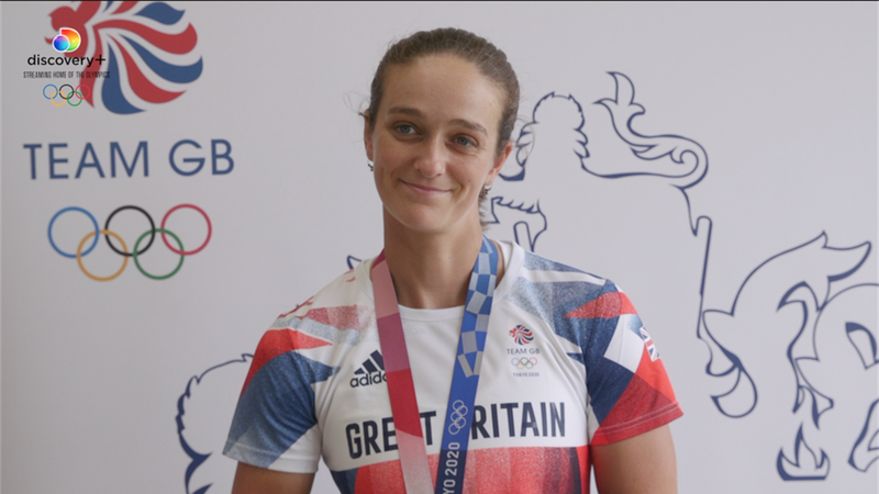 Tokyo 2020 - 'It's really crazy' - Mallory Franklin on her Olympic silver medal for Team GB