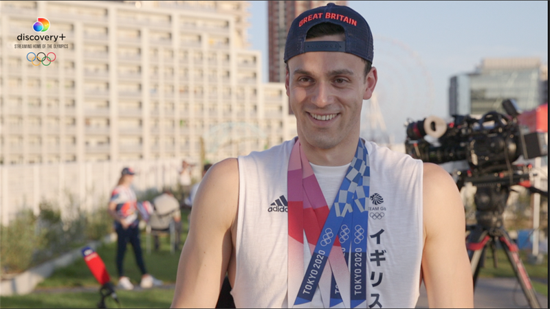 Tokyo 2020 - 'I've completely changed as a person' - James Guy on remarkable Tokyo 2020