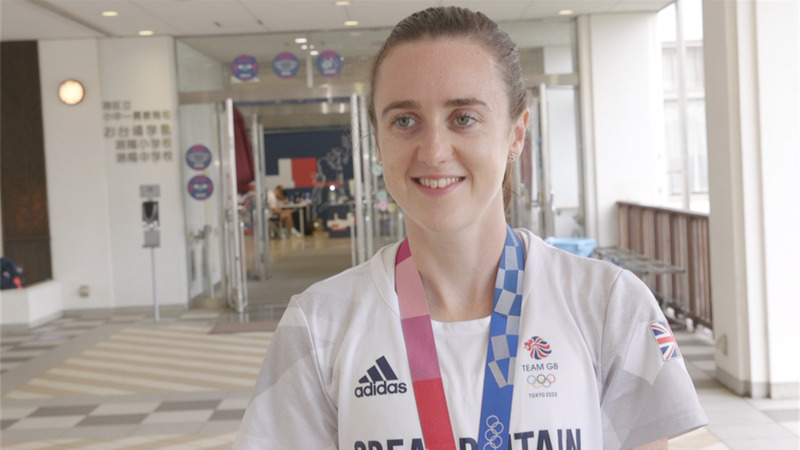 Tokyo 2020 - Laura Muir on her sensational Olympic silver