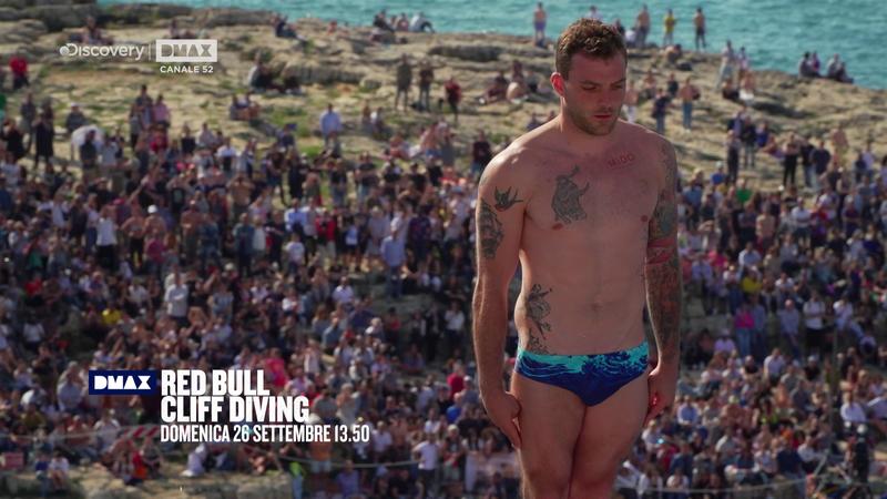 Red Bull Cliff Diving World Series: la finale è su DMAX