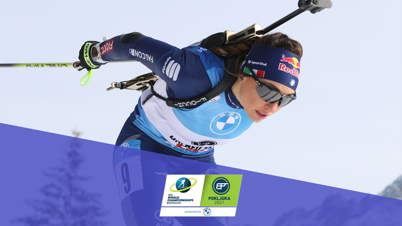 Pokljuka 2021 | Poursuite Dames