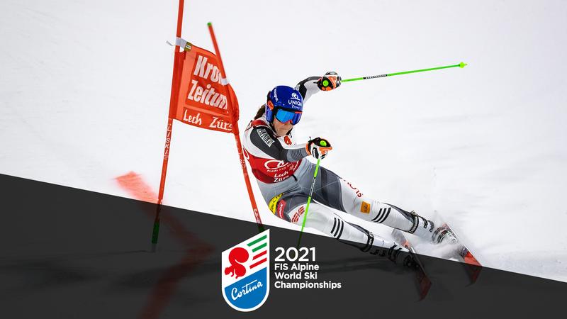 Cortina d'Ampezzo Slalom feminin - Manşa a 2-a