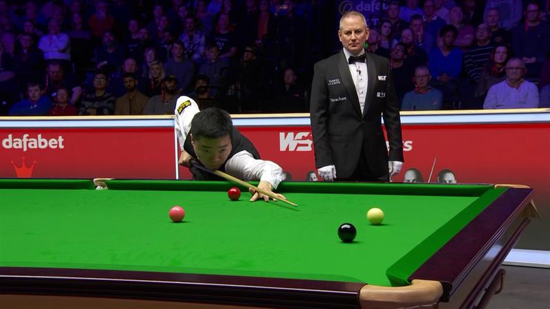 Snooker| Dit zijn de hoogtepunten van dag 1 op de Masters in Londen