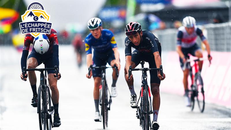 """Tour d'italie - fritsch : """" on intègre evenepoel dans les favoris du Giro"""""""