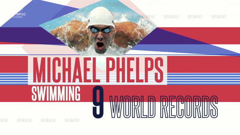 2020 Tokyo Olimpiyatları: Michael Phelps'in Pekin'deki rekor sekiz altın madalyası