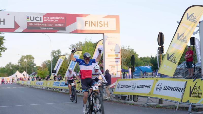 Bisiklet | 2021 UCI Dağ Bisikleti Eliminatör Dünya Kupası