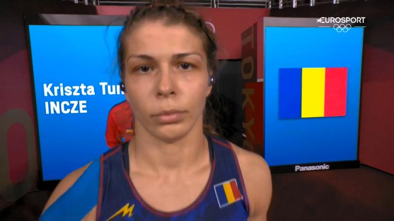 Jocurile Olimpice, lupte: Kriszta Tunde Incze, învinsă la punctaj în recalificări