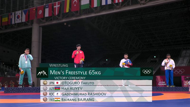 Lotta libera - Tokyo 2020 - Highlights delle Olimpiadi