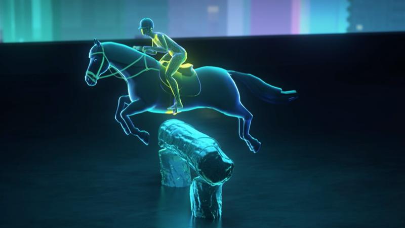SPORT EXPLAINER: Equitazione concorso completo