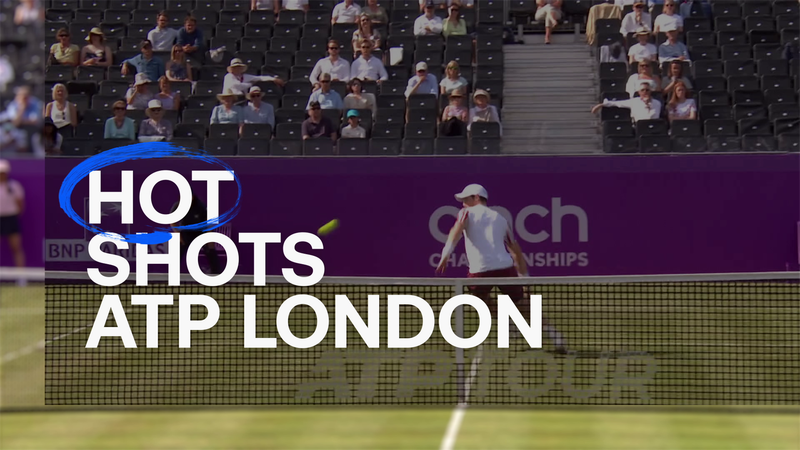 ATP Londra| Top 5 cel mai frumoase puncte