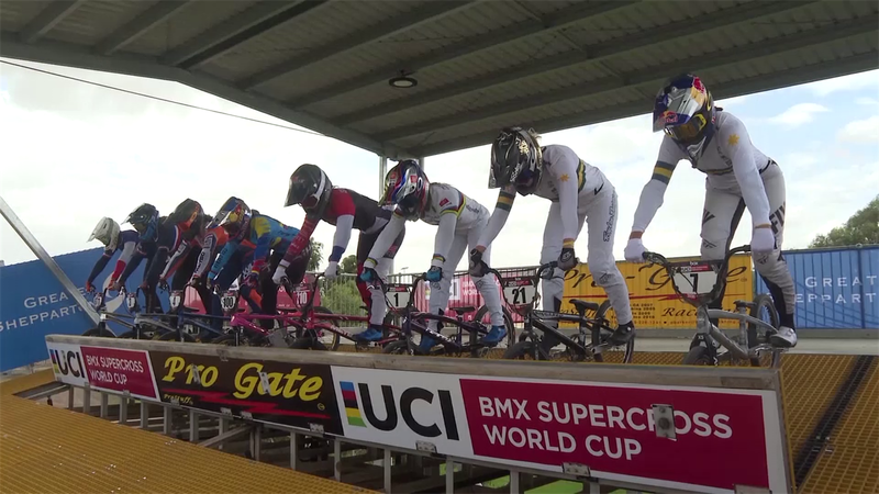BMX| Winst voor Willoughby en Kimmann bij BMX Supercross World Cup in Australia