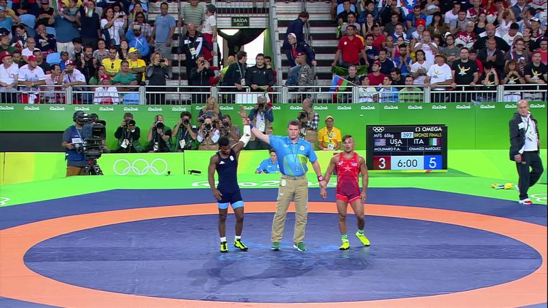 Frank Chamizo vince il bronzo Olimpico, tutte le emozioni dell'azzurro