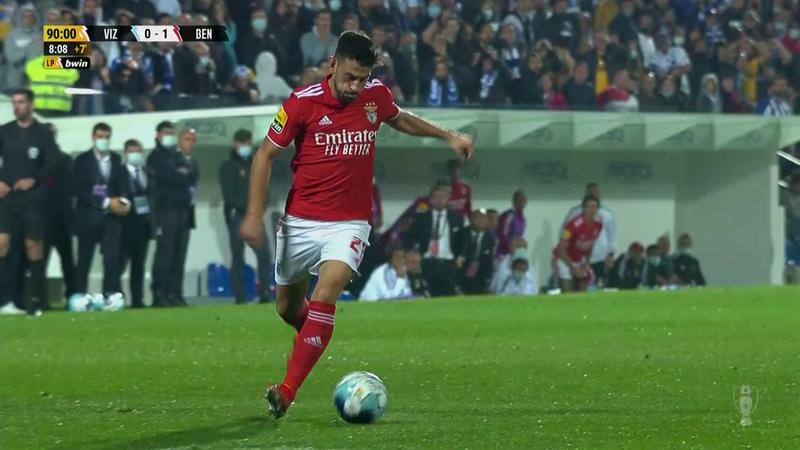 Rafa Silva al 98' mantiene il Benfica 1°, gli highlights