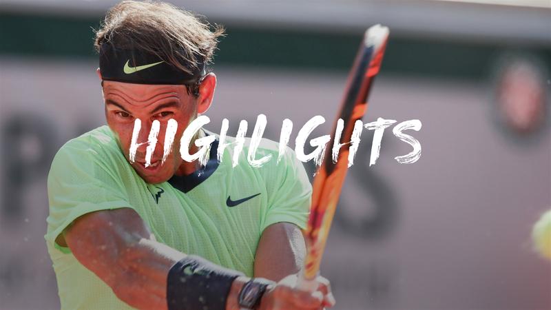 Nadal - Sinner - Roland-Garros