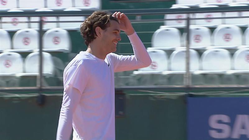 ATP Cagliari: Fritz - Bedene összefoglaló